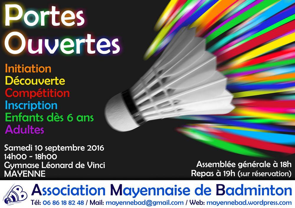 Mayenne Badminton