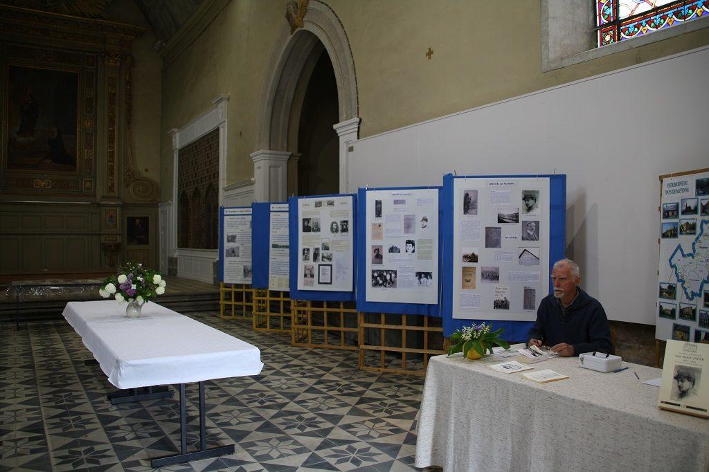 Exposition à la Visitation