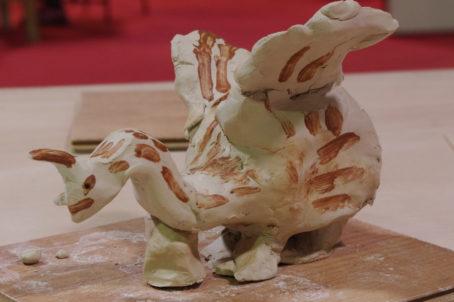 Atelier Céramique Initiation Enfants avec Anne Corre