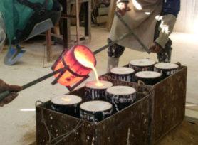 Atelier de Bronze avec Gabriel Underwood