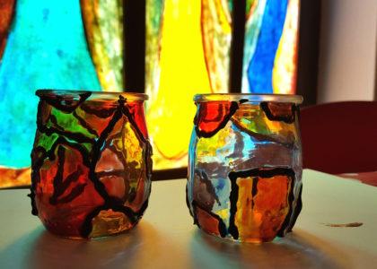 ATELIERS - Lumière colorée