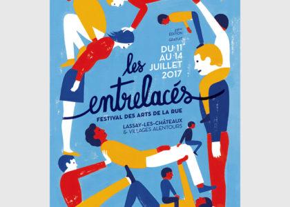 Festival ; Entrelacés ; Lassay les Châteaux