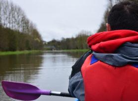 La Mayenne au fil de l'eau