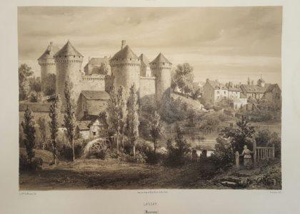 gravure Lassay