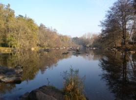 La Mayenne à Montgiroux