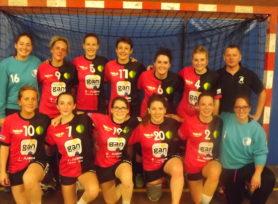 Équipe A féminine saison 2017/2018