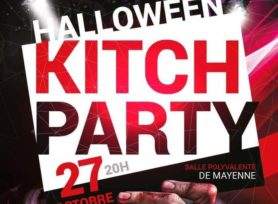 Halloween Kitch Party