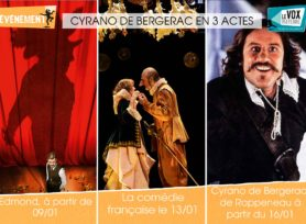 Cyrano en 3 actes