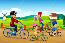 rallye vélo dessin