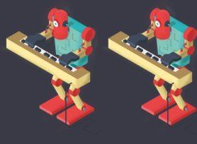 robot maypac