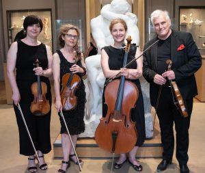 Copyright Janus Quartet